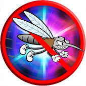 Anti mosquitoes Ultrasound simulator Icon