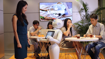 Pizza Hut Will Have Robots as Waiters