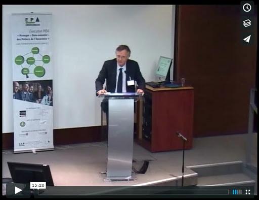 Yves Poilane - Conférence EPA