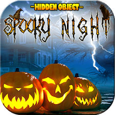 Hidden Object - Spooky Night