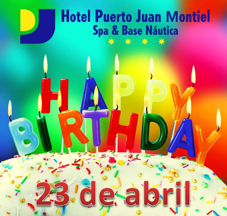 Cumpleaños hotel