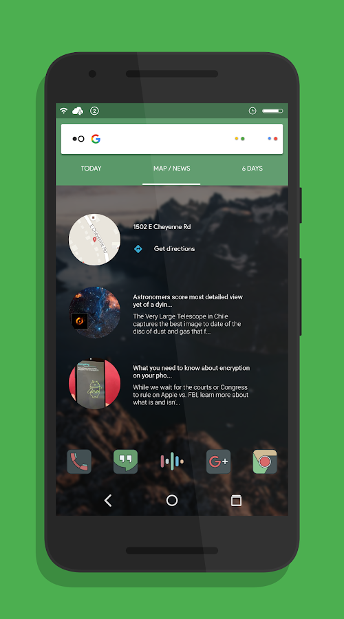 Dub Sak Special for KLWP Screenshot 4