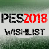 App Wishlist for PES 2018 APK for Windows Phone