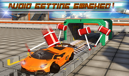 Extreme Car Stunts 3D - screenshot