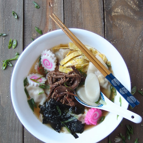 Manduguk - Korean Dumpling Soup