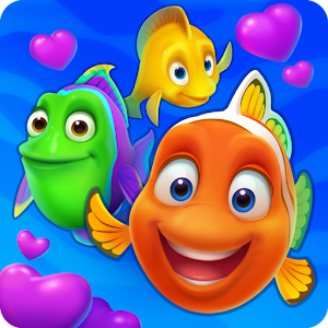 APK Game Fishdom for iOS