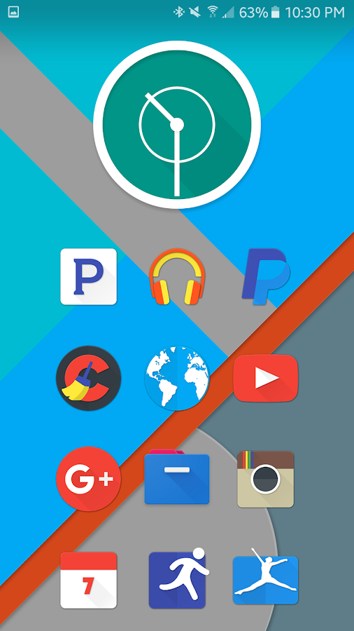 FAUX Icon Pack Screenshot 6