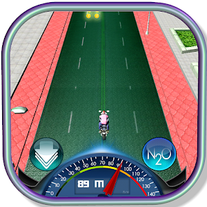 Download Bike Racer : Fun and Adventure driving game For PC Windows and Mac