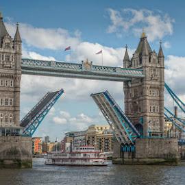 Tower Bridge by Steve Dormer - Buildings & Architecture Public & Historical