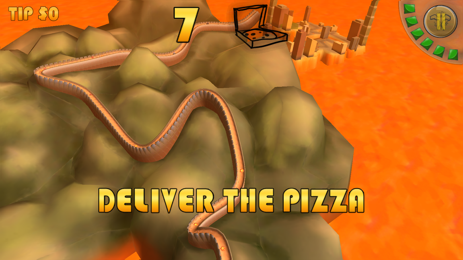 Deliverance - Deliver Pizzas Screenshot 3