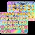 Pop Art Emoji Keyboard Theme APK for Lenovo