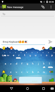 Emoji Keyboard-Pixel Game - screenshot