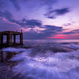 After The Storm by Fe Photowork - Landscapes Beaches ( sunset, beach, sunrise, seascape, landscape )