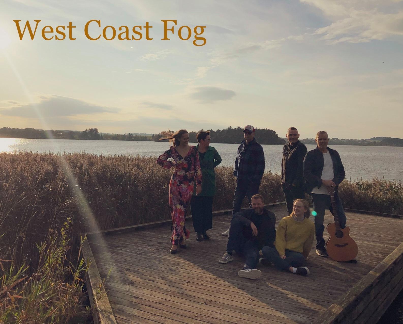 West Coast Fog // Mellombels