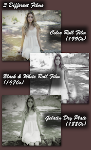 Retro Film - Photo filter for old-fashioned film APK for Bluestacks
