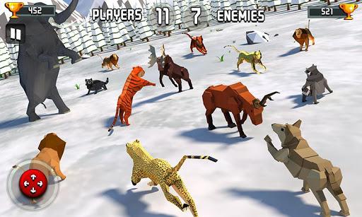 Animal Kingdom Battle Simulator 3D For PC