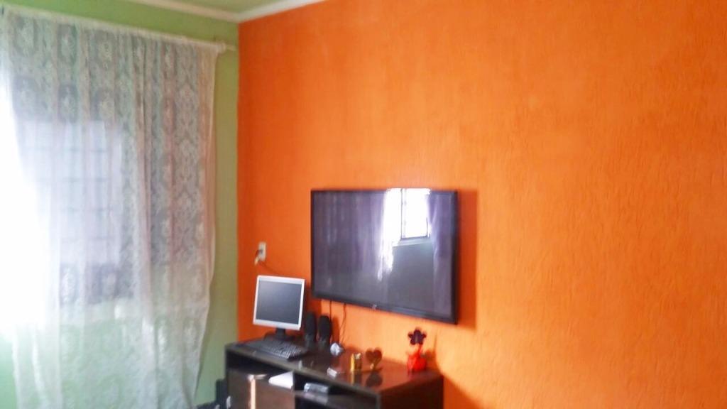 Casa residencial à venda, Jardim Rossin, Campinas - CA2243.