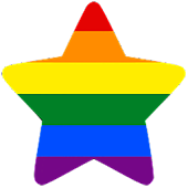 Rainbow Star - icon pack