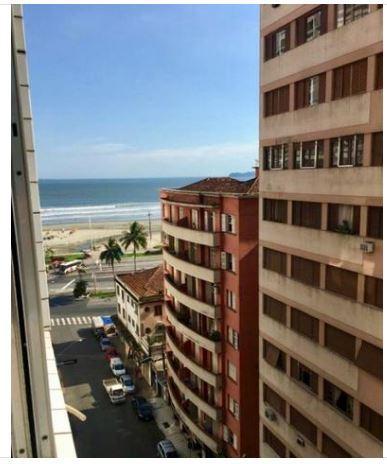Kitnet com 1 dormitório à venda, 34 m² por R$ 130.000 - Itararé - São Vicente/SP