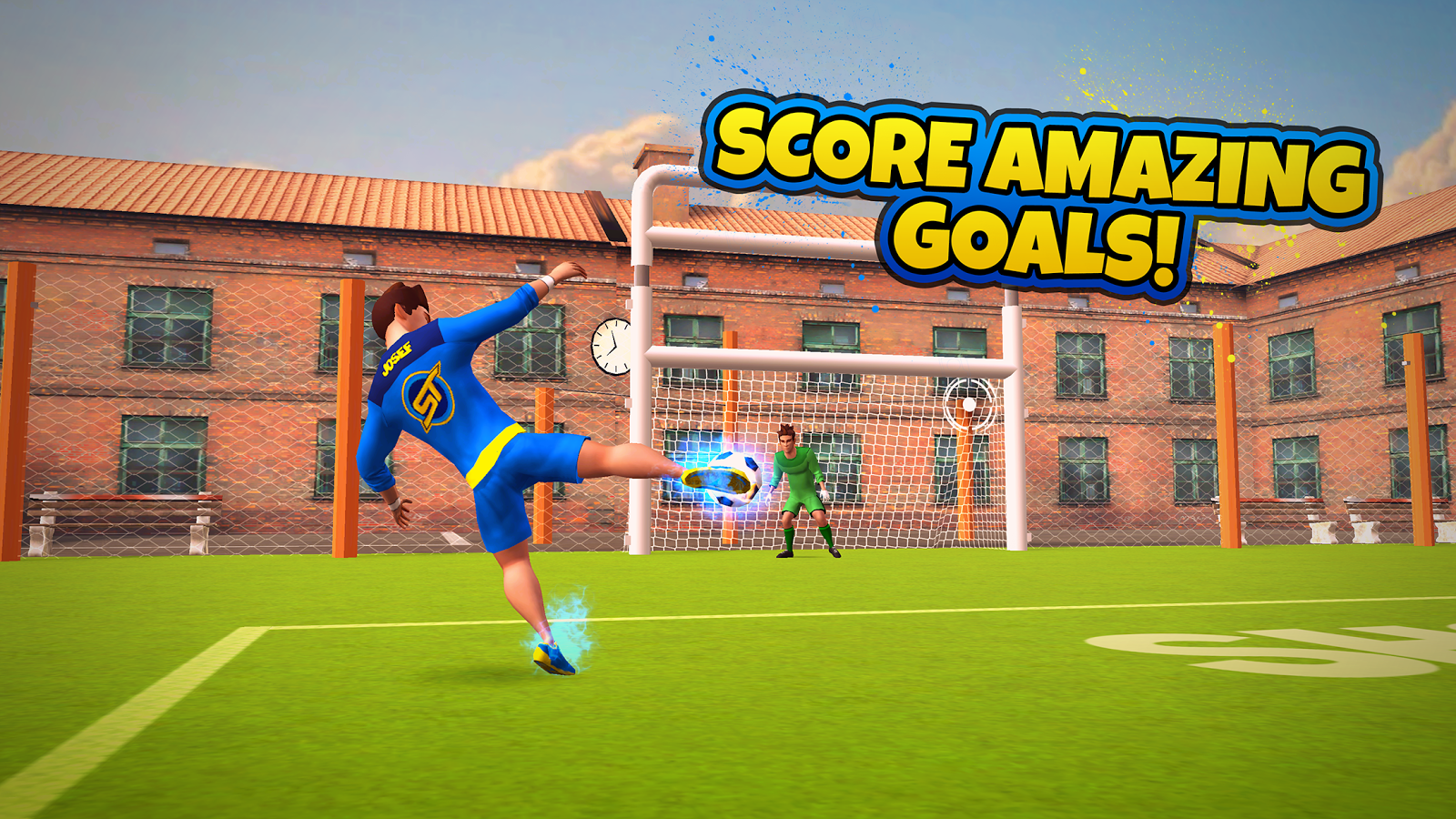 SkillTwins Football Game Screenshot 2