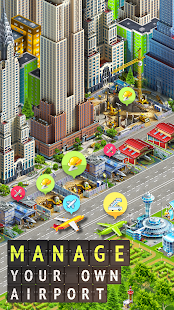 Game Airport City: Airline Tycoon APK for Windows Phone
