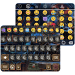 Transform Emoji Keyboard Icon
