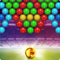 Football Bubble Shooter EURO16 For PC (Windows And Mac)
