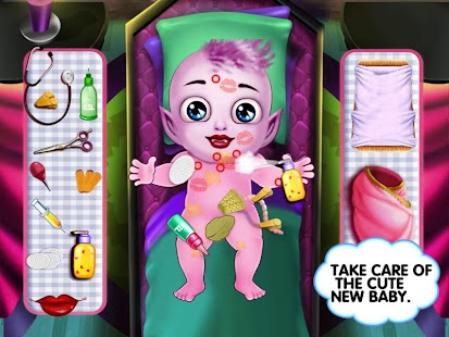 Welcome Monster Baby-Pregnancy- screenshot thumbnail