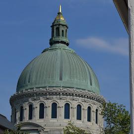USNA Chapel by Michael Harris - Buildings & Architecture Public & Historical ( annapolis, usna )