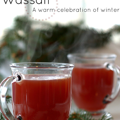 Traditional Winter Wassail