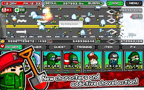 Shovel commandos 2 clicker- screenshot thumbnail