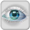 Eye Scanner Lock Screen Prank APK for Bluestacks