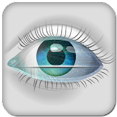App Eye Scanner Lock Screen Prank APK for Kindle