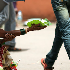 Passerby by Anindya Sengupta - People Street & Candids ( hands, candid, pwchands, people, expressions )