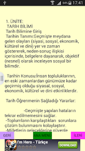 Lise-Tarih-Ders-Notu 2