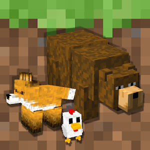 AnimalsCraft GO For PC