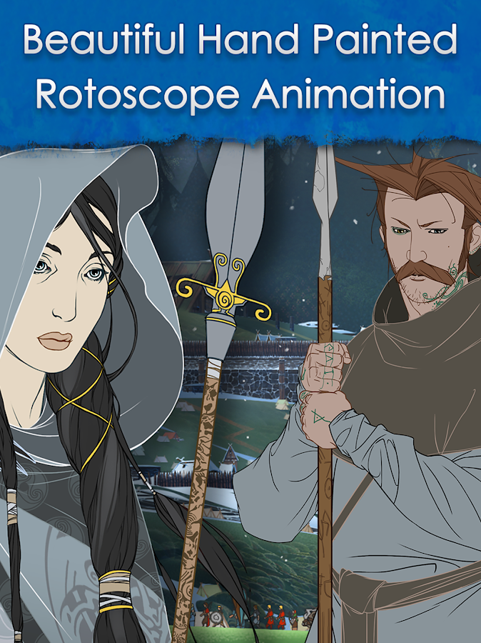 The Banner Saga Screenshot 11