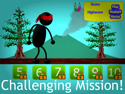 Stickman Heroes 3D - screenshot