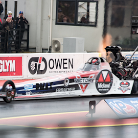 Get up and go by Paul Putman - Sports & Fitness Motorsports ( dragster, rocket, speed, santapod, quarter )