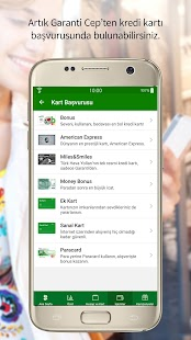 Free Download Garanti Mobile Banking APK for Samsung