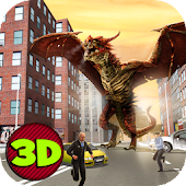 Download Full Smashy Dragon City Rampage 3D 1.0 APK