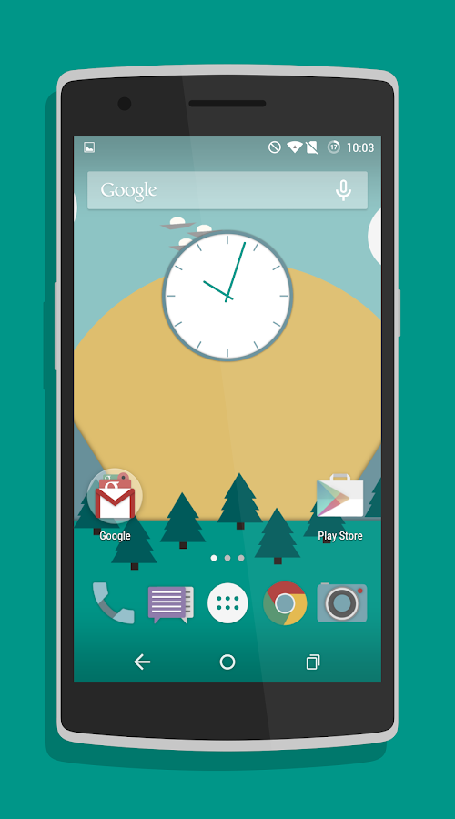 Roam Plus (CM12/CM13 Theme) Screenshot 0