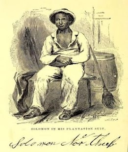 Solomon Northup - screenshot