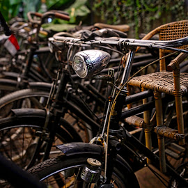 by Z. Y. Sjahrial - Transportation Bicycles