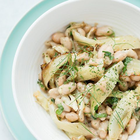 Fennel and Cannellini Bean Salad