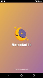 MeteoGuide screenshot for Android
