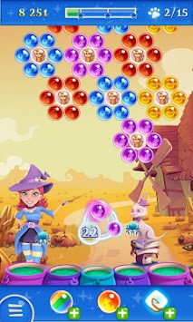 Bubble Witch 2 Saga APK screenshot thumbnail 6