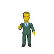 "Фигурка ""The Simpsons 5"" Series 1 - Tom Hanks"