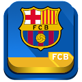 FC Barcelona Official Keyboard APK for Bluestacks