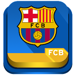 FC Barcelona Official Keyboard APK Image